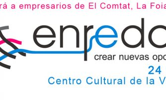 Enrédate: Encuentro Empresarial y de Networking el 24 de mayo en Ibi