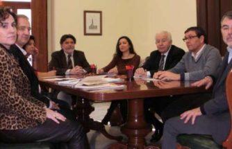 Las patronales del interior de Alicante estrechan lazos para potenciar la industria