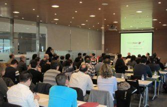 IBIAE acude a linktoStart, evento que reunió a emprendedores y empresarios de la Foia de Castalla.