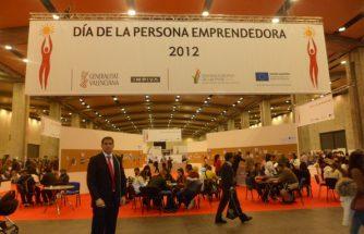 Un año más, IBIAE presente en el Día de la Persona Emprendedora en Valencia