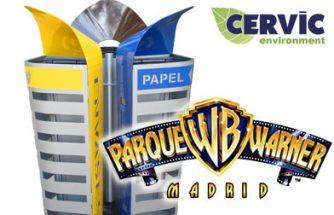 Cervic, empresa ibense, equipa las intalaciones del Parque Warner de Madrid