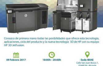 JORNADA DE IMPRESORAS 3D