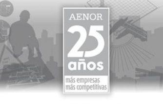 Acto de Celebración del 25 Aniversario de AENOR