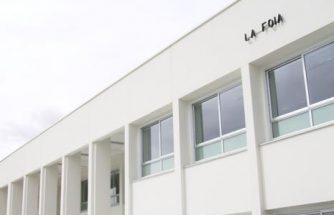 Las instalaciones del IES La Foia, ahora también a tu servicio
