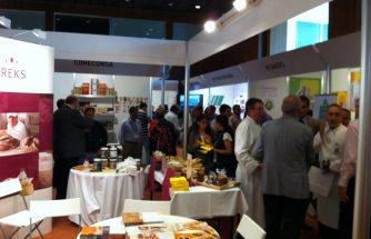 La nueva línea de productos de Obleas Quintín obtiene una gran aceptación en la  Feria Back Europ