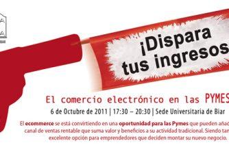 "IBIAE colabora en la Jornada ""Dispara Tus Ingresos"""
