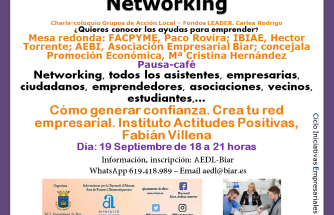 Networking en Biar