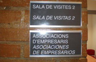IBIAE visita las nuevas instalaciones del IES La Foia