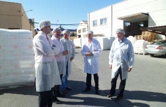 Empresarios Finlandeses visitan empresas de nuestra zona