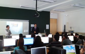 IBIAE en colaboración con el CEEI Alcoy organizan un nuevo taller en el IES La Foia