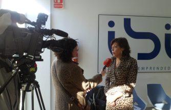 Canal Nou entrevista a Soledad Gutiérrez, Presidente de IBIAE
