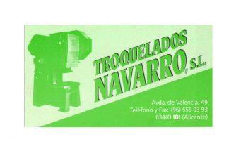 Troquelados Navarro S.L. renueva su imagen