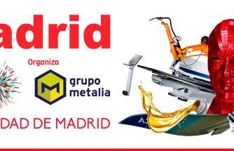FERROTALL, MOLDITEC E INYECTADOS PLASTICMAN expondrán en MetalMadrid 2016