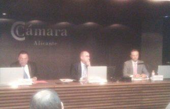 IBIAE acude a la Jornada ICO en la Cámara de Comercio de Alicante