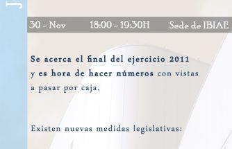 "Jornada ""Claves de Ahorro Fiscal"""
