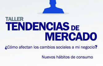 "Taller ""Tendencias de Mercado"""