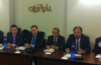 Cristóbal Navarro, nuevo vicepresidente de Cepymeval