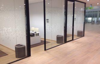 Cervic equipa las oficinas de Danone