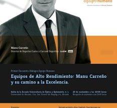 El capital humano de las empresas según Manu Carreño