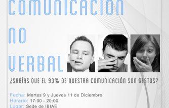 Curso: Comunicación No Verbal