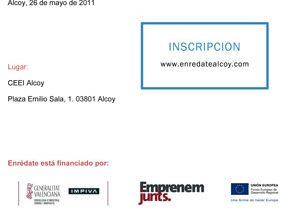 """Encuentro Empresarial """"ENREDATE Alcoy"""""""