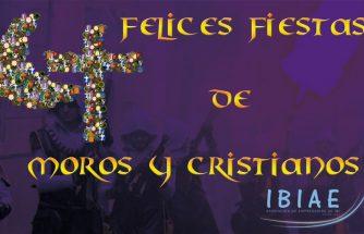 Felices Fiestas de Moros y Cristianos