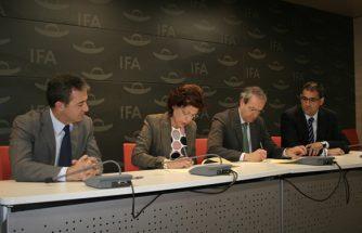 IBIAE y la Institución Ferial Alicantina estrechan relaciones