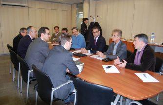Las asociaciones empresariales se unen para trabajar por la cooperación territorial