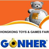 Gonher, empresaibense experta en juguetes de metal, participa en la Feria del Juguete de Hong Kong.