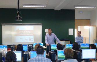 IBIAE y el CEEI Alcoy informan sobre oportunidades de negocio