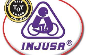 INJUSA obtiene la medalla de oro en los Oppenheim Toy Portfolio Award 2012