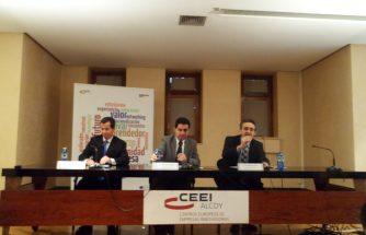 II Presentación de Empresas innovadoras del CEEI