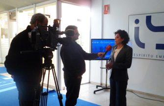 IBIAE logra que las cámaras de Canal Nou difundan el potencial Industrial de nuestra comarca