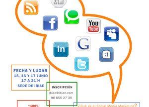 """IBIAE organiza un Taller de Redes Sociales: """"Community Managing"""""""
