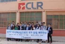 Una delegación de empresarios e investigadores de Corea del Sur visita CLR