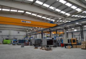 CREDIPLAST pone en marcha unas instalaciones de prueba de moldes y preseries