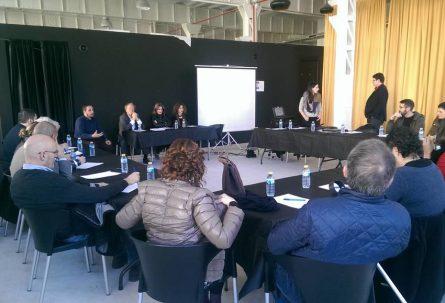 IBIAE  participa en la reunión del proyecto URBACT