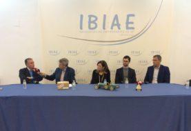Intercomarcal TV graba un programa en IBIAE sobre nuestras empresas y su capacidad para reinventarse