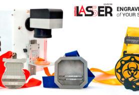 TODOTROFEO crea Medal Lasser System para grabar medallas y trofeos en las pruebas internacionales más prestigiosas de AIMS