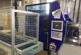 VPB incorpora una máquina de inyección eléctrica de 240 tn