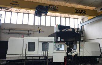 PIMOL adquiere un centro de mecanizado Hartford
