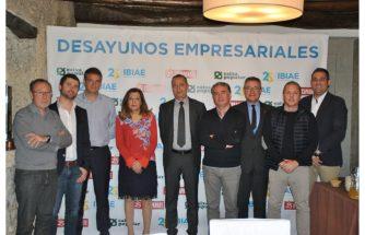 Desayunos empresariales de IBIAE: 'El futuro económico de la Foia de Castalla'