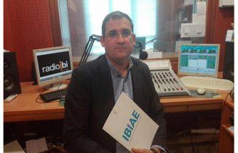 IBIAE explica las conclusiones del desayuno empresarial en Radio Ibi y Onda 15
