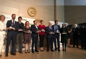 Los Premios MIA reconocen la trayectoria de Antonio Luis Berbegal de INJUSA y la protección y defensa de la marca de MOLTÓ