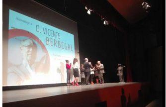 Castalla rinde homenaje a Vicent Berbegal de Actiu