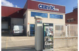 CERVIC presenta su tótem informativo para empresas