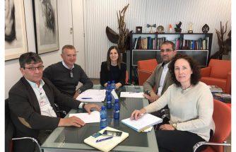 IBIAE se reúne con la nueva directora general de Industria