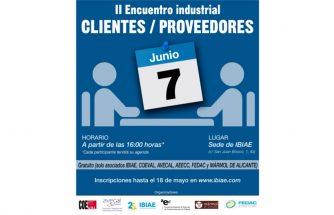 II Encuentro industrial clientes-proveedores