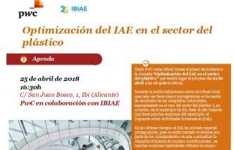 Optimización del IAE en el sector del plástico