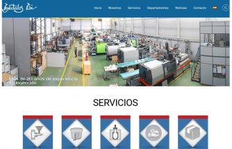 INYECTADOS IBI presenta su nuevo portal corporativo